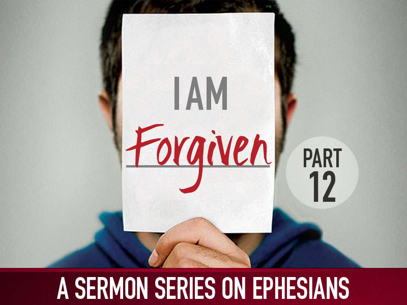 Part 12: I Am Forgiven