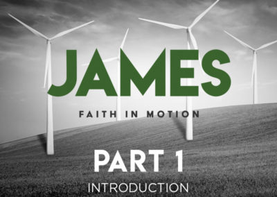 Part 1: Introduction to James