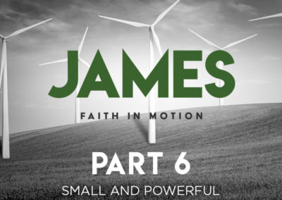 Part 6: Small and Powerful